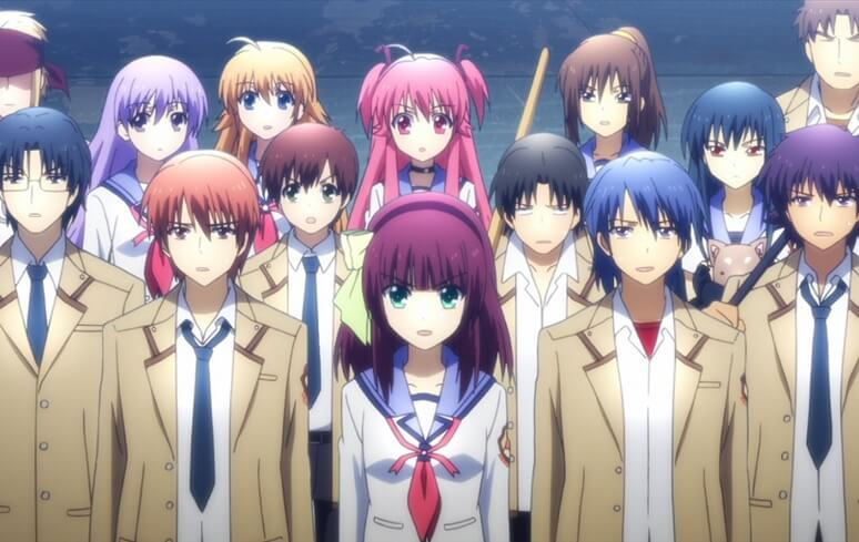 Angel Beats! - Netflix