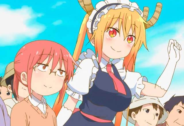 Kobayashi's Dragon Maid