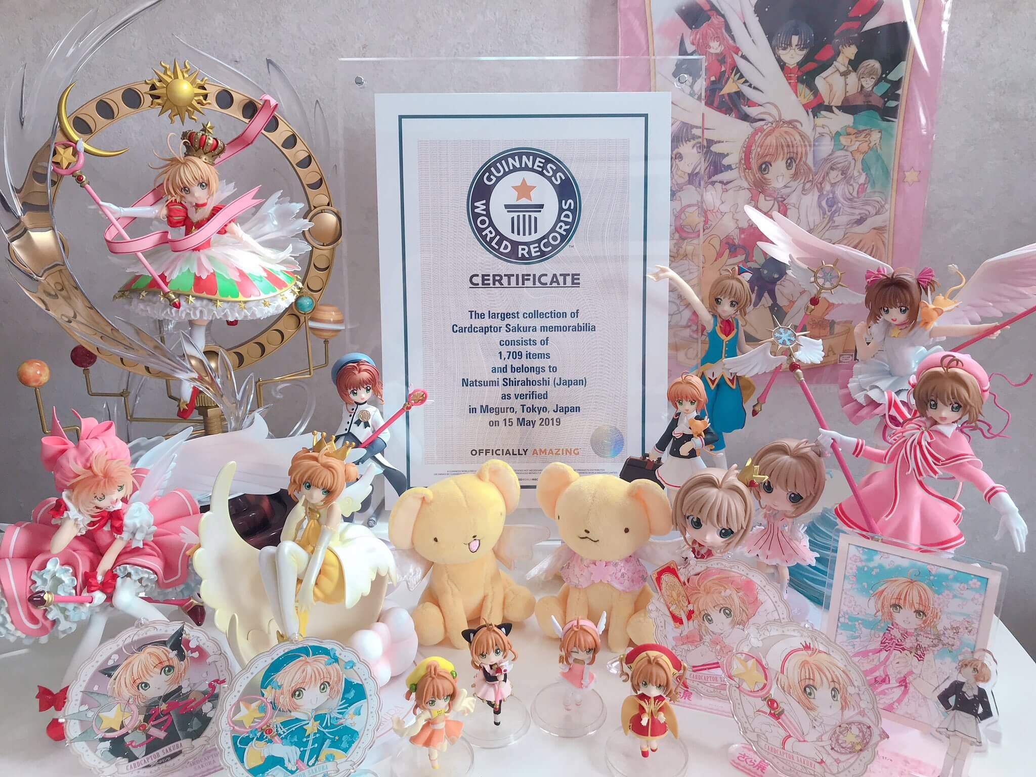 Sakura Card Captors - Guinness