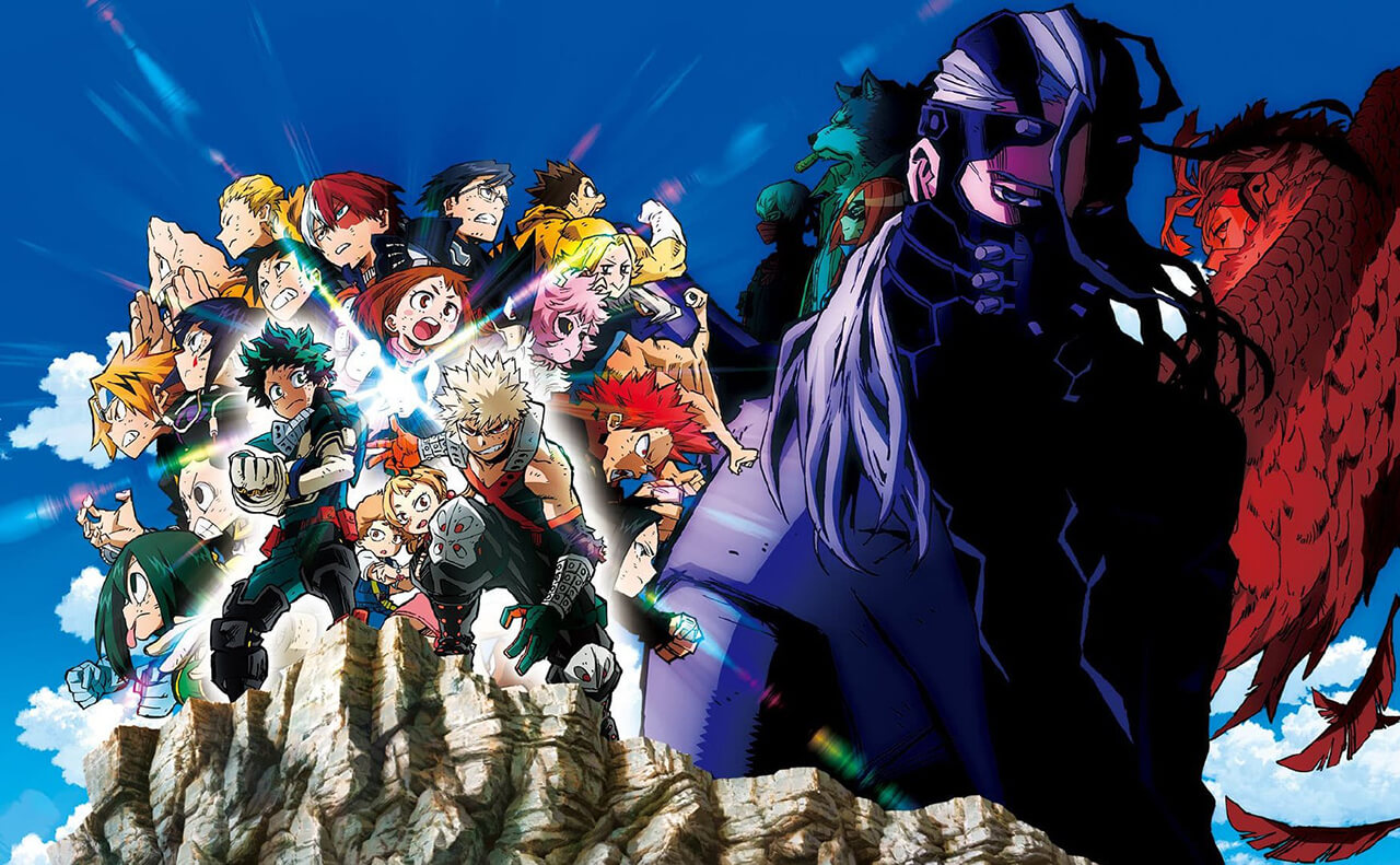 My Hero Academia – Heroes: Rising