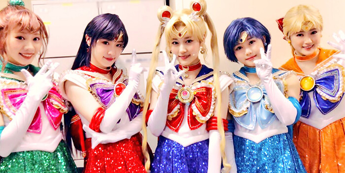 Nogizaka46 - Sailor Moon