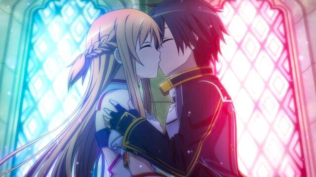 Casais dos animes