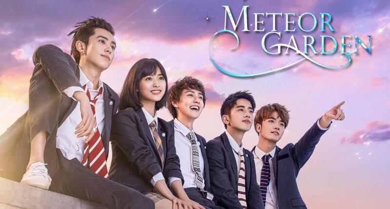 Meteor Garden (Jardim de Meteoros) Boys Over Flowers