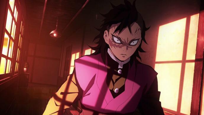 5-Genya-Shinazugawa-Demon-Slayer-Kimetsu-No-Yaiba - Garotas Que Curtem  Animes