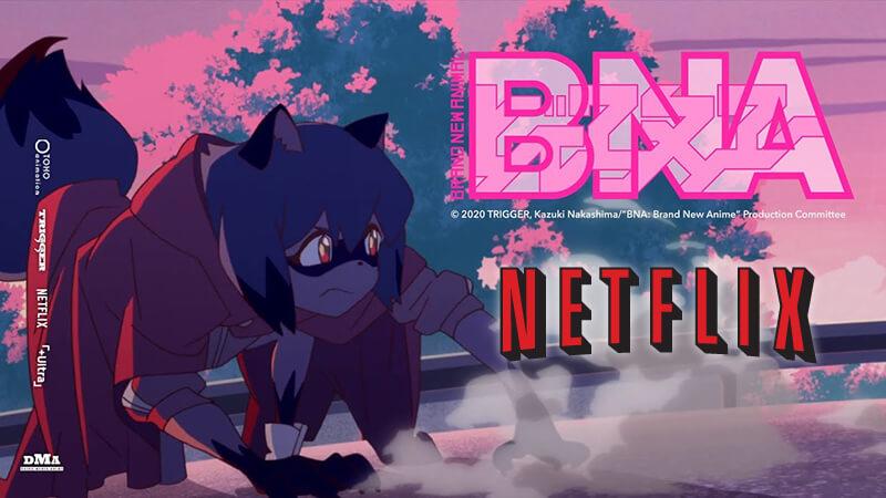 BNA – Brand New Animal