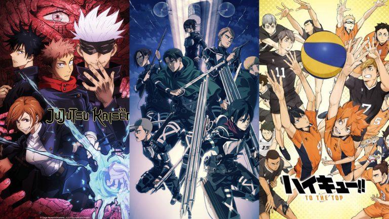 Guia de Animes de Outubro/Outono de 2020