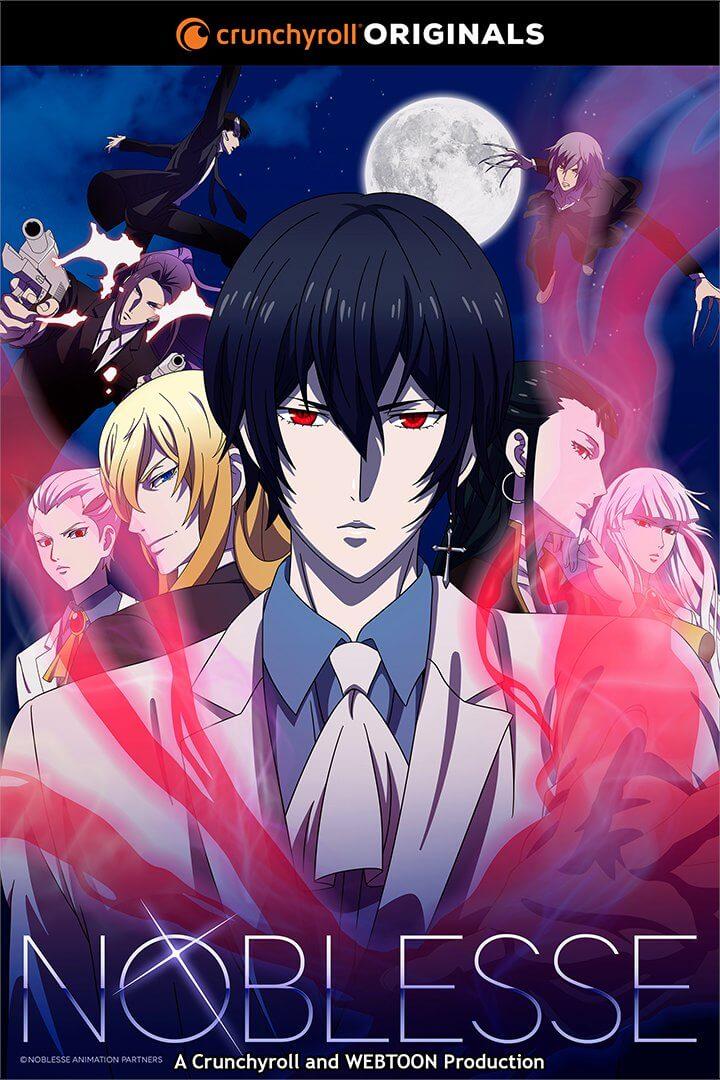 Crunchyroll anuncia dublagem brasileira de quatro novos animes