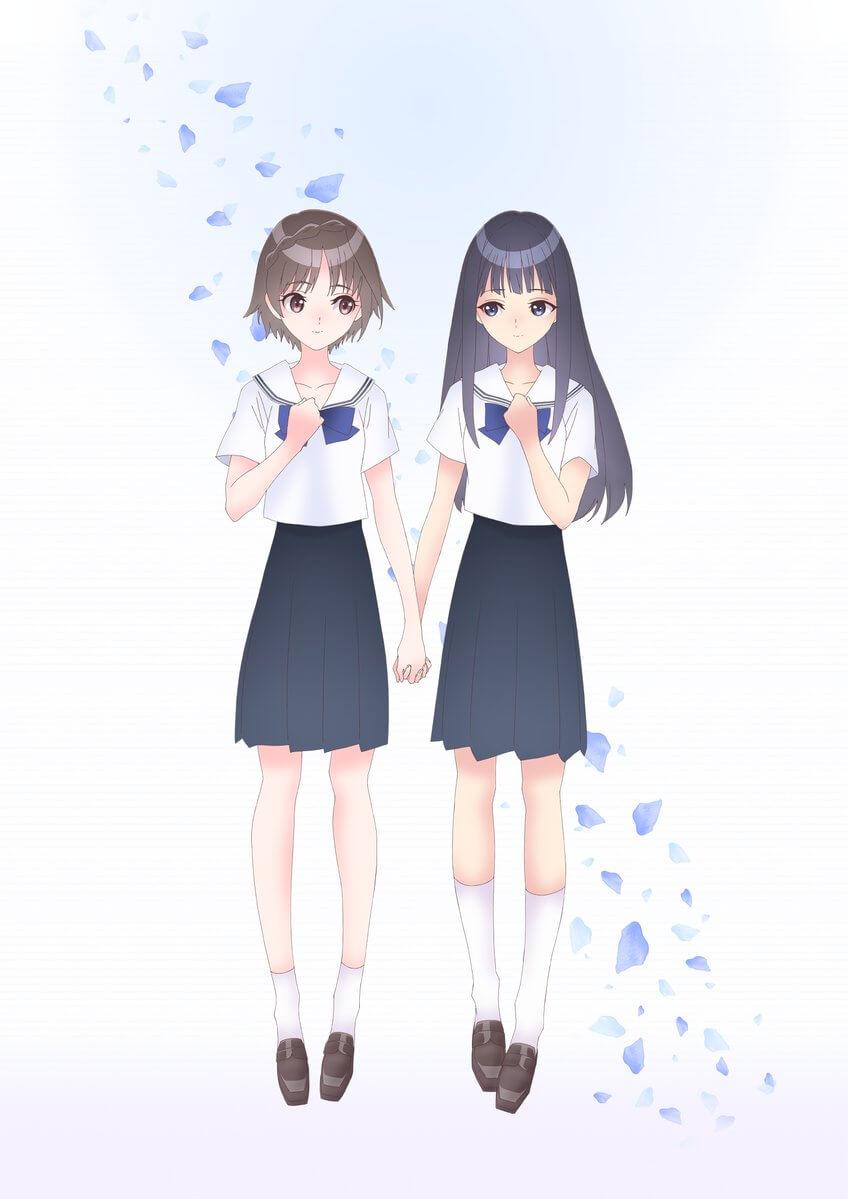 Blue Reflection - RPG terá anime em abril