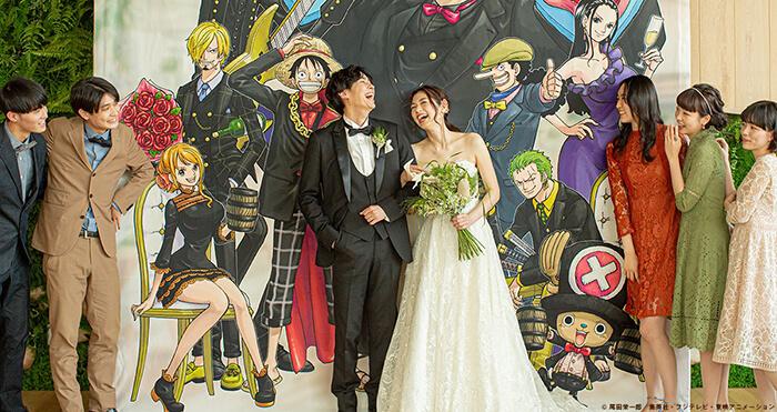 Casamento One Piece