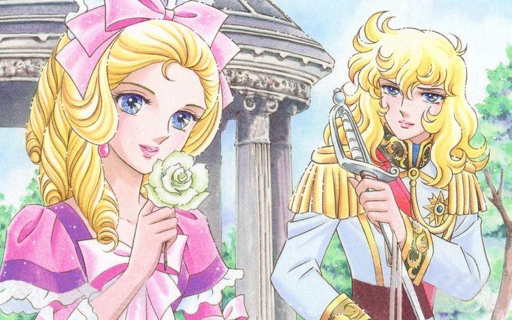 Rosa de Versalhes