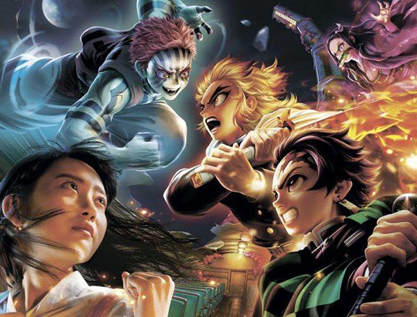 Kimetsu no Yaiba - A Universal Studios Japan terá atração com VR baseado no anime