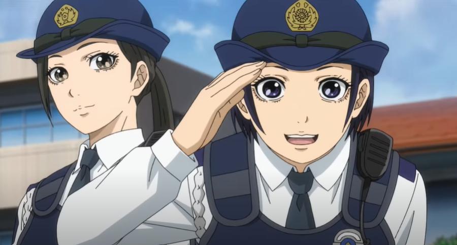 Police in a Pod
